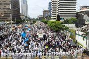 Di Hadapan Massa, Babe Haikal Rela Ditangkap dan Ditembak Demi Nabi Muhammad