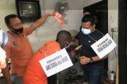 Peragakan 24 Adegan, Polisi Rampungkan Kasus Pembunuhan WN Ghana
