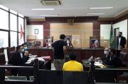 Bawa Pistol, Saksi Sidang Putra Wakil Wali Kota Tangerang Disemprit Hakim