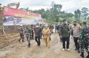 Atasi Macet di Kawasan Puncak Bogor, Jalan Poros Tengah Timur Dibangun