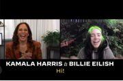 Billie Eilish dan Kamala Harris Desak Anak Muda AS Ikut Memilih