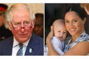 Pangeran Charles Sedih Satu Tahun Tak Bertemu Cucu