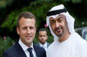 Putra Mahkota Abu Dhabi Telepon Macron: Kekerasan Tak Wakili Ajaran Nabi Muhammad
