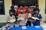 Bacok Pemotor hingga Terkapar di Tambun, 3 Begal Sadis Diciduk Polisi