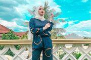 Yuk, Intip Gaya Hijab Nathalie Holscher
