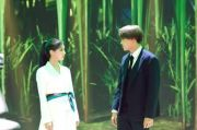 Bertemu Kai EXO di Hutan Ajaib, Karina Aespa Tampak Sangat Cantik