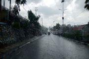 Waspada, Pagi Ini Hampir Seluruh Wilayah Sulut Diguyur Hujan