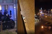 Video Dramatis Baku Tembak Polisi dengan Teroris di Wina