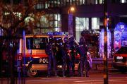 Giliran Serangan Teror Guncang Wina, Macron Shock dan Ancam Musuh