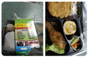 Viral, Makan di Kereta Ekonomi KA Kahuripan Rp45.000, Ini Penjelasan KAI