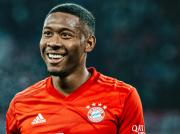 Ada Madrid di Balik Penolakan Alaba Perpanjang Kontrak di Bayern?