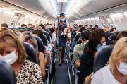 Studi: Terbang Kurang Berisiko COVID-19 daripada Makan di Luar atau Pergi ke Supermarket