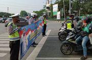 Operasi Zebra Hari Ke-10, Polisi Adang Pengendara dengan Cara Ini