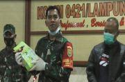 Untung Sabu 15 Kg dan 7.585 Butir Ekstasi di Pinggir Jalan di Lamsel Ditemukan Babinsa, Kalau Gak Bisa Rusak Generasi Muda