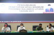 UMP Sulut 2021 Tak Naik, Tetap Tertinggi Ketiga di Indonesia