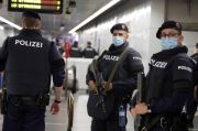Polisi Austria Tangkap 14 Orang Pasca Serangan Teroris di Wina