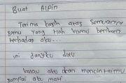 Ini Isi Surat Cinta Terakhir Ditulis Remaja di Toraja Sebelum Gantung Diri
