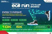 Salurkan Energi Bagi Difabel, Yuk Ikut Virtual Eco Run Pertamina