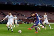 Messi Cetak Gol, Barcelona Menang Tipis atas Dynamo Kiev