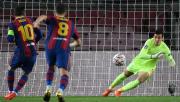 Cetak 11 Gol dari Titik Putih, Messi Sudah Cocok Jadi Mr Penalti?