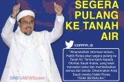 Habib Rizieq Bisa Mudik Disebut Hasil Islah dengan Pemerintah