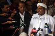 Pulang, Habib Rizieq Shihab Nikahkan Putrinya Syarifah Najwa Shihab