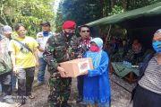 Peringati Hari Pahlawan, Pusdiklatpassus Salurkan Bantuan untuk Warga Cisarua