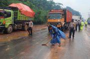 Bahayakan Pengguna Jalan, Proyek Galian Tanah di Cileungsi Ditertibkan