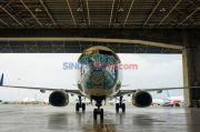 Tak Perlu Khawatir Terbang Bersama Garuda, Pesawatnya Dipasang Anti Virus
