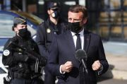 Serangan Meningkat, Prancis Tingkatkan Keamanan di Perbatasan
