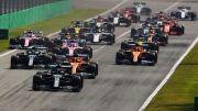 Resmi, Arab Saudi Jadi Tuan Rumah Balapan Formula 1 2021