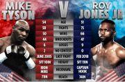 Oscar De La Hoya Dukung Mike Tyson tapi Jones Jr Punya Kejutan