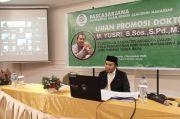 Mantan Presma UIN Alauddin Raih Gelar Doktor Usai Kaji Pola Pengkaderan HMI