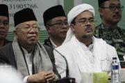 Tak Pernah Komentar, Jubir Sebut Hubungan Wapres Maruf Amin dengan Habib Rizieq Baik
