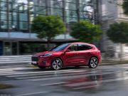 Teknologi Baru Ford, Cegah Mobil Tertabrak dari Titik Buta Saat Pindah Lajur