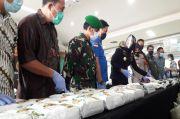 Penyelundupan Pupuk Berisi 6 Kg Sabu dari Malaysia via Bandara Soetta Digagalkan
