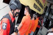 Polisi Gulung Spesialis Curanmor di Teluknaga, Motor Curian Dijual Rp600 Ribu