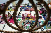 Sudinkes Jakpus Siagakan Petugas Kesehatan di Titik Pengungsian Banjir