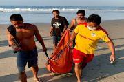 Mayat Mr X Ditemukan Terdampar di Pantai Petitenget Bali