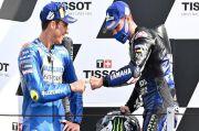 Duo Kandidat Juara MotoGP Terseok-seok di FP1, Pengganti Rossi Urutan 16