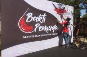 Donor Darah Kolaborasi Komunitas Indonesia Timur Raih 2 Rekor MURI