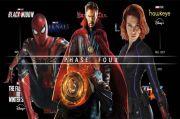 8 Kejutan yang Terungkap di Fase 4 Marvel Cinematic Universe