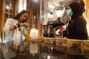 Kafe Jamu Unik Acaraki Jadi Tempat Kongkow Vlogger Buat Bikin Konten
