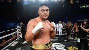 Duel Ulang Zhang Zhilei Raksasa Raja KO China Lawan Anthony Joshua di Beijing