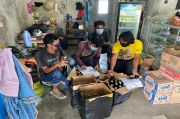 Akhir Pekan, Polres Majalengka Amankan Puluhan Botol Miras
