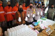 Kurir Narkotika Edarkan Ribuan Pil Dobel L, Ganja hingga Sabu di Malang Raya
