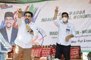 Pro Rakyat Kecil, Machfud Arifin-Mujiaman Unggul di Survei Poltracking Indonesia