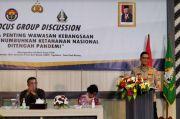 Sinergi dan Kerjasama Hadapi Pademi Akan Tumbuhkan Ketahanan Nasional