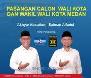 KPU Siapkan 2 Jam untuk Bobby Nasution dan Akhyar Nasution Sampaikan Gagasan