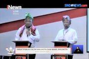 Hadiri Debat Terbuka Akhyar-Salman Kenakan Tengkuluk Melayu, Bobby-Aulia Bargaya Kasual Jeans